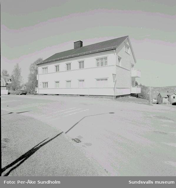 Bostadshus, kv. Ässjan 1 (2), Gränsgatan 27:03 Gatuhus04 Gårdshus