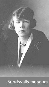 Sigrid Hjertén (1885 - 1948), 1920-talet.