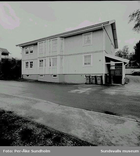 Flerbostadshus, kv. Aspen 3, Södermalmsgatan 35.