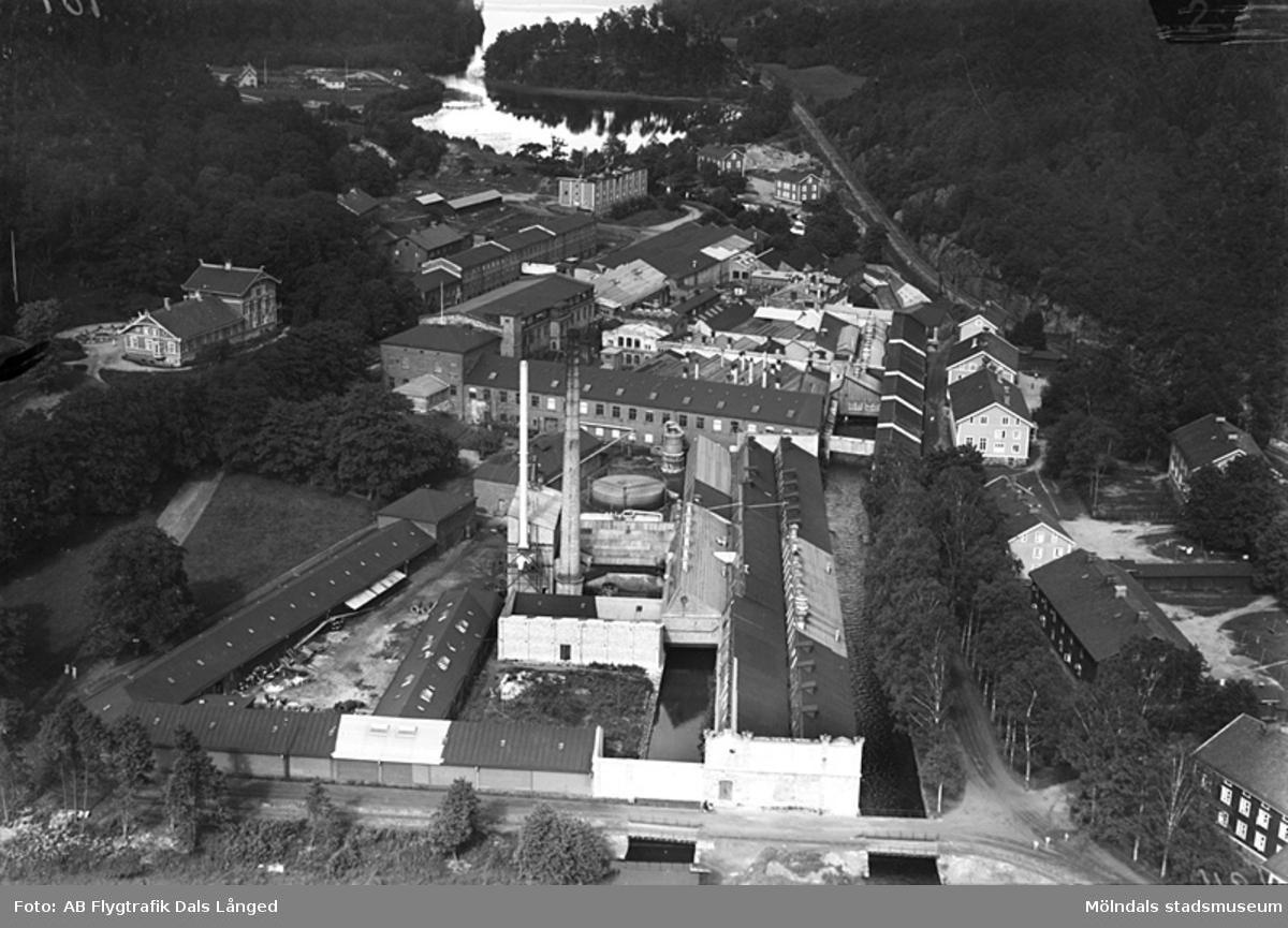 Mölnlycke fabriker.