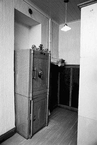 Dokumentation av den nedlagda posten i Gårdsjö, beläget mellan Laxå och Falköping. Gårdsjö var en Sveriges största omlastningsstationer, från bredspårig bana till smalspårig.