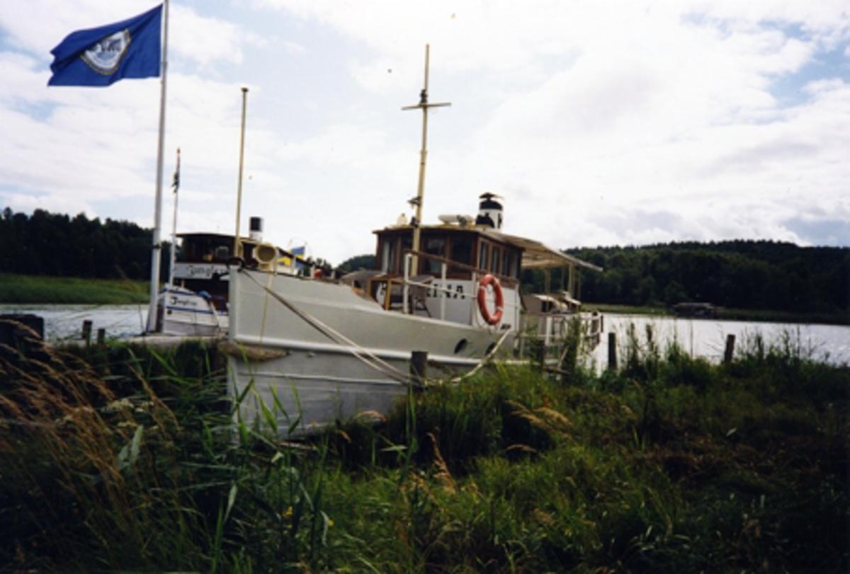 Katarina, Pansarskeppet Victorias permitentbåt. Gällstaö 22/8-98