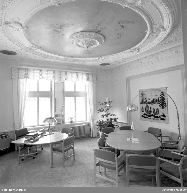Vegete har nyrenoverat Sundsvallskontor.