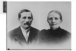 Margit og Paul Tangen II