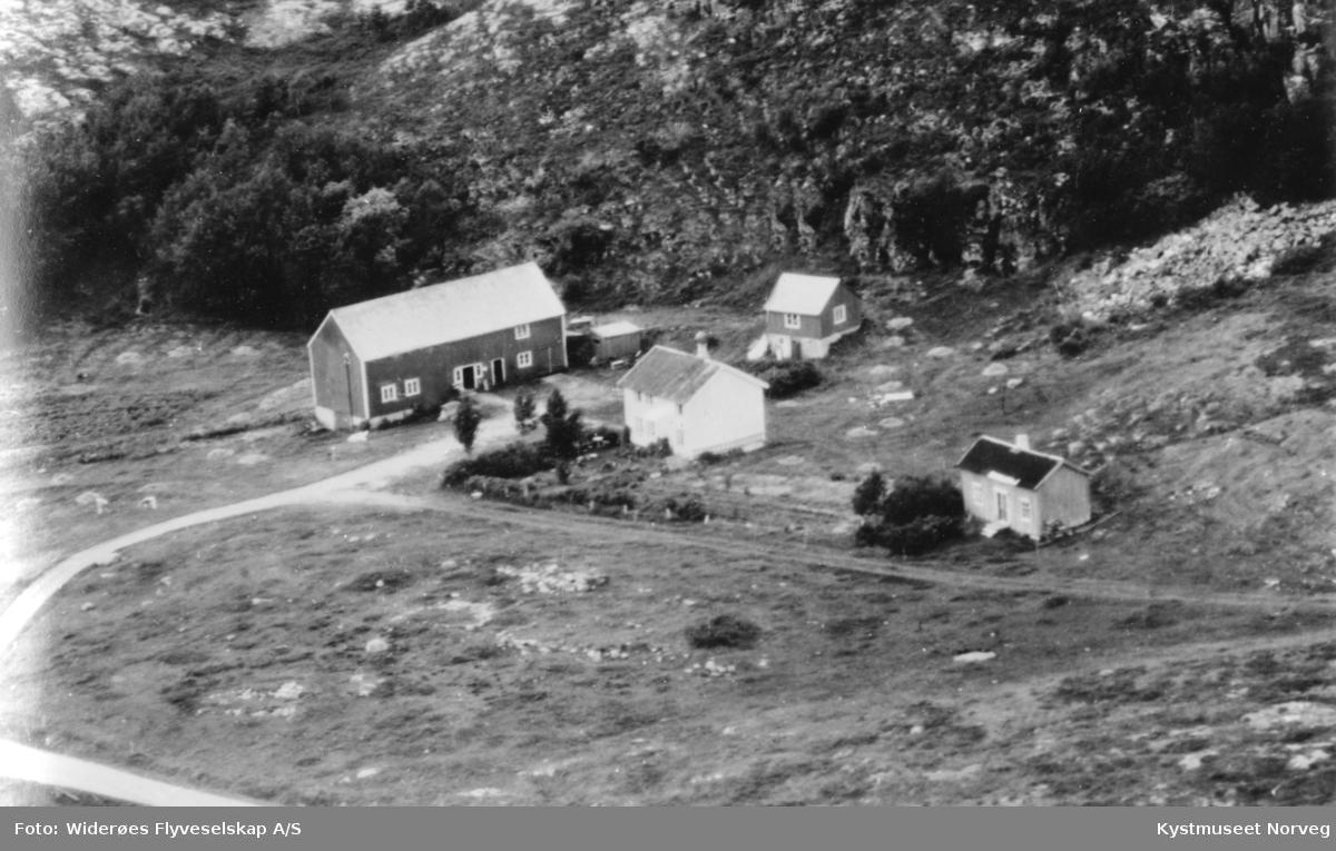 """Bruket """"Klumpen"""" på Ryum i Vikna kommune"""