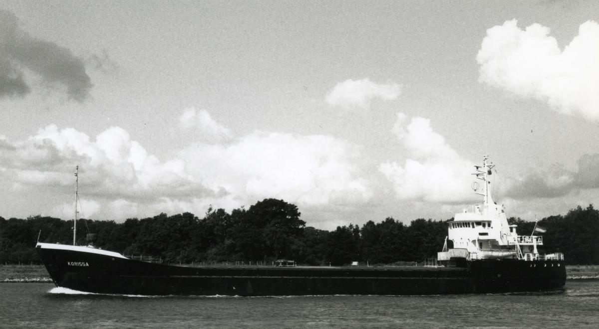 Ägare:/1974-79/: Timat Scheepvaart Mij. B.V. Hemort: Willemstad.
