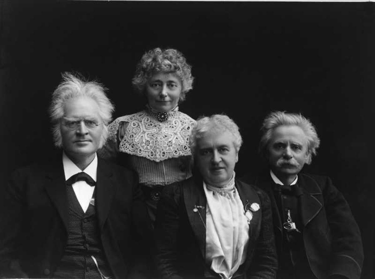 Bjørnson, Grieg,
