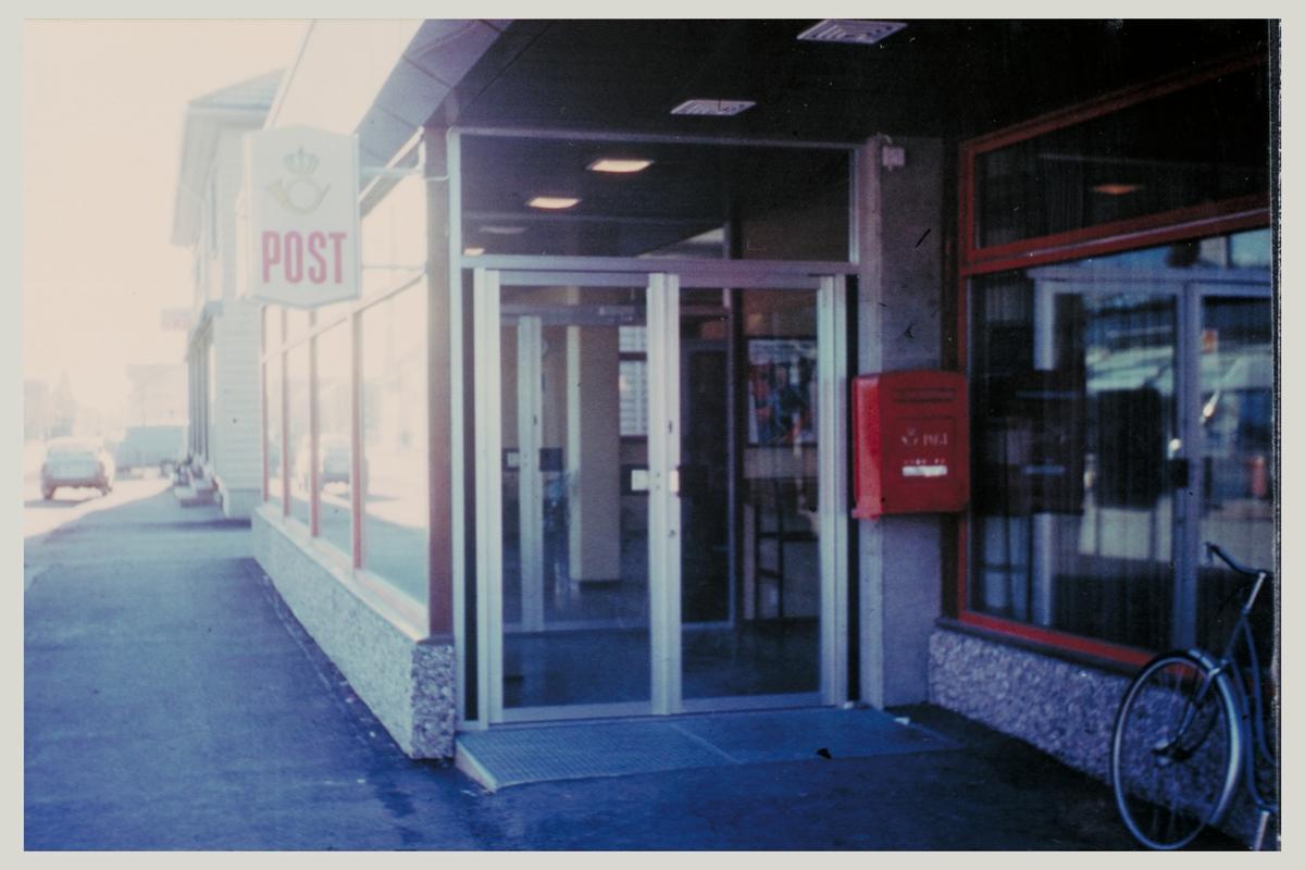 eksteriør, postkontor, 3060 Svelvik, postkasse