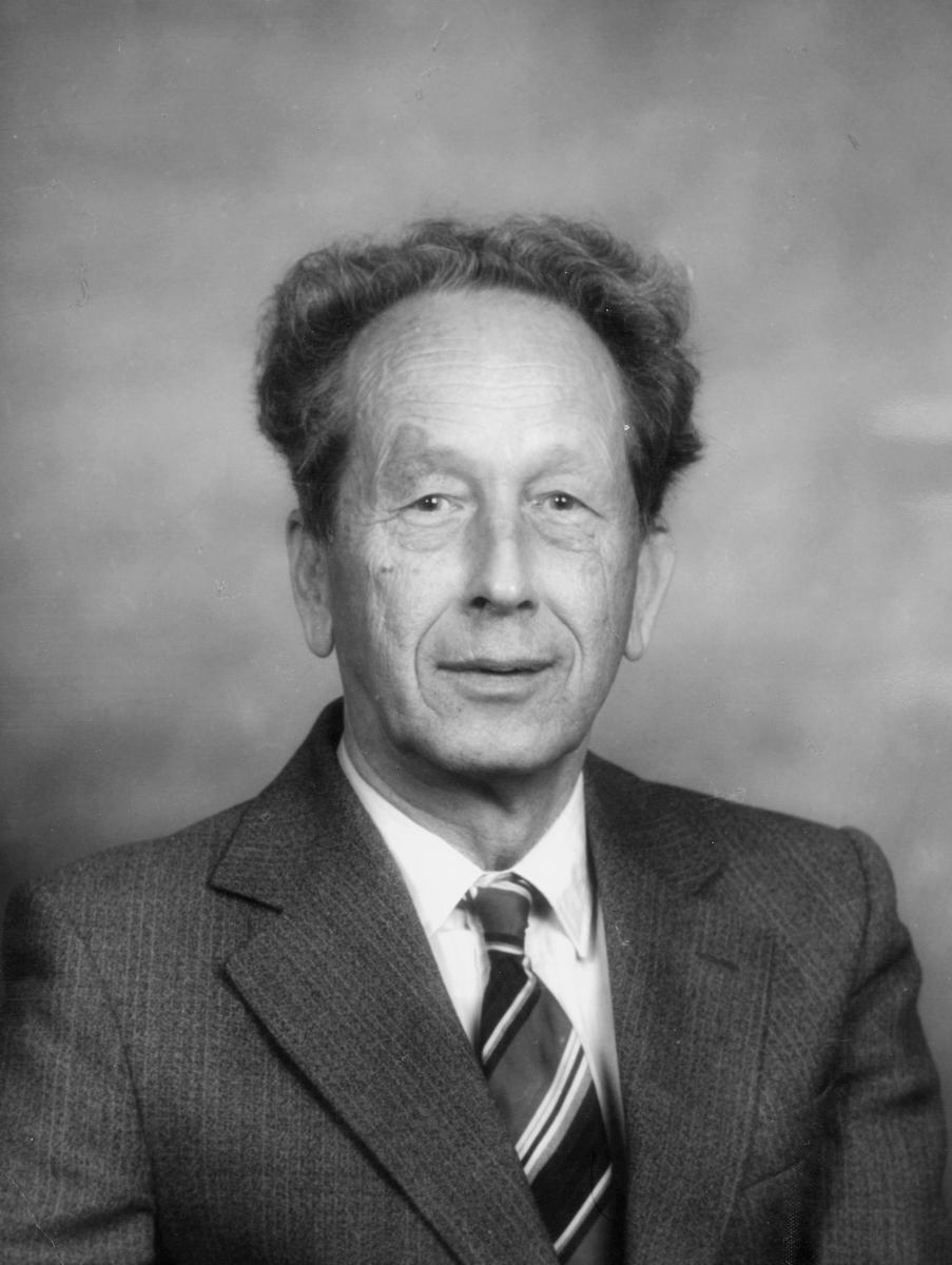 postsjef, Hafskjold Jørgen, portrett