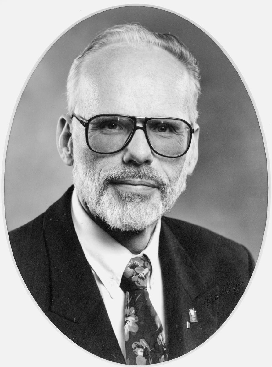 postmester, Vådal Åge Gunnar, portrett