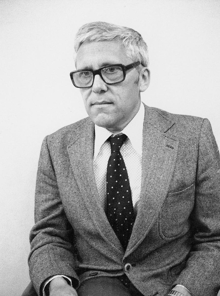 portrett, postmester, Trondheim, mann