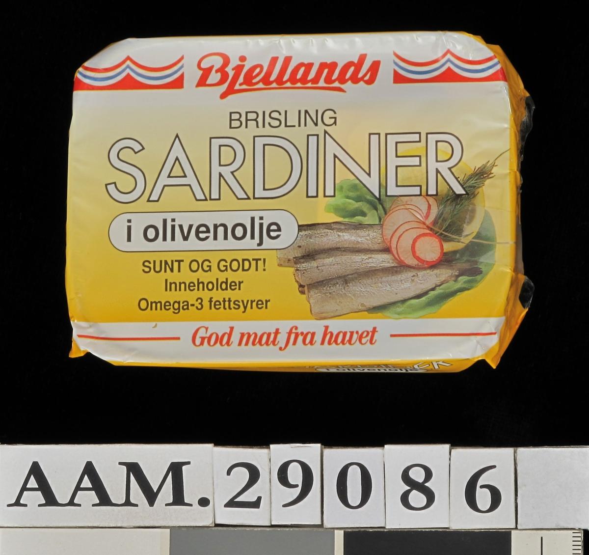Sardiner.