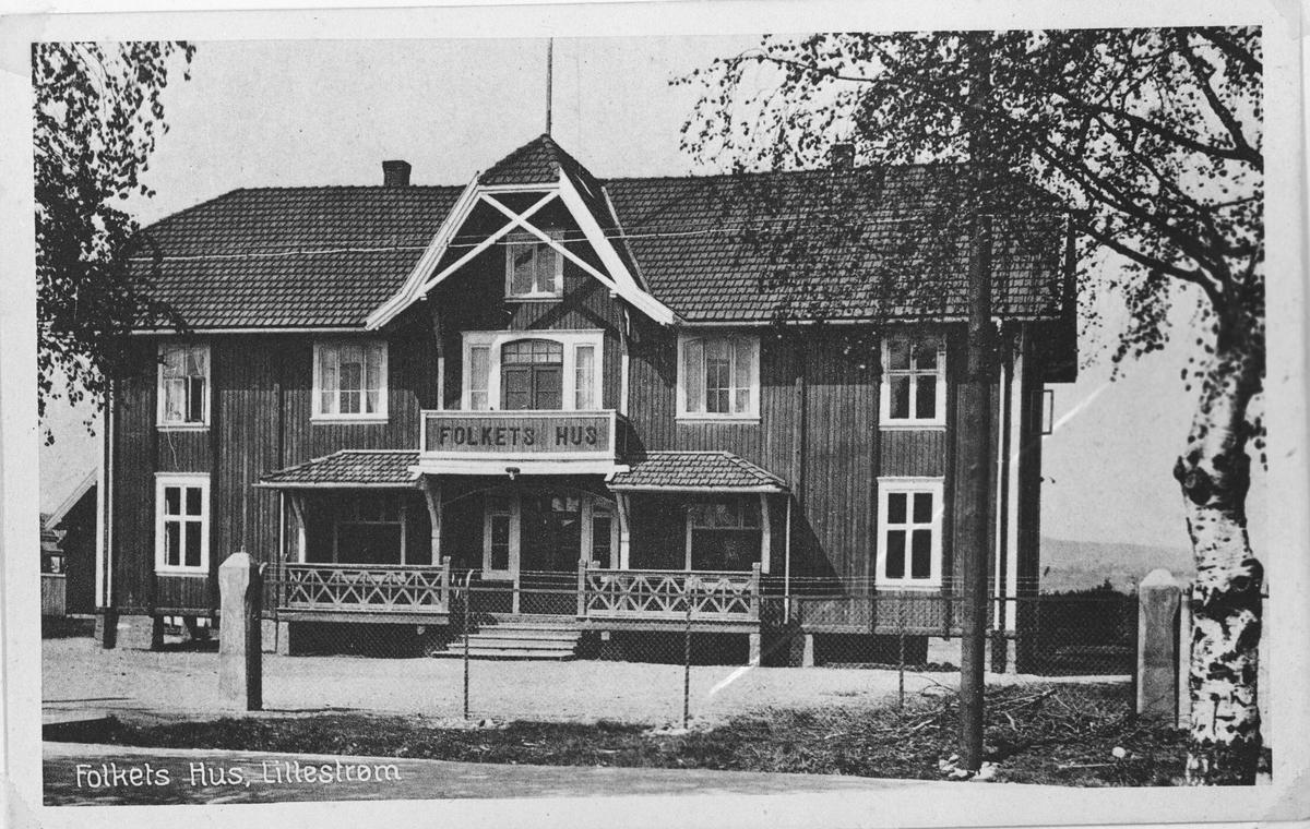 Folkets Hus, Lillestrøm.
