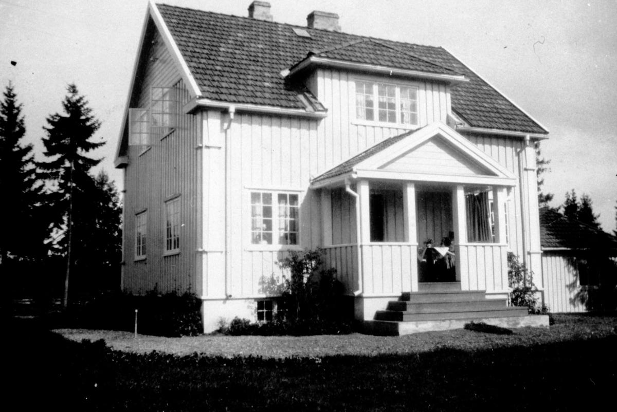 Bolighus, Gardermoen