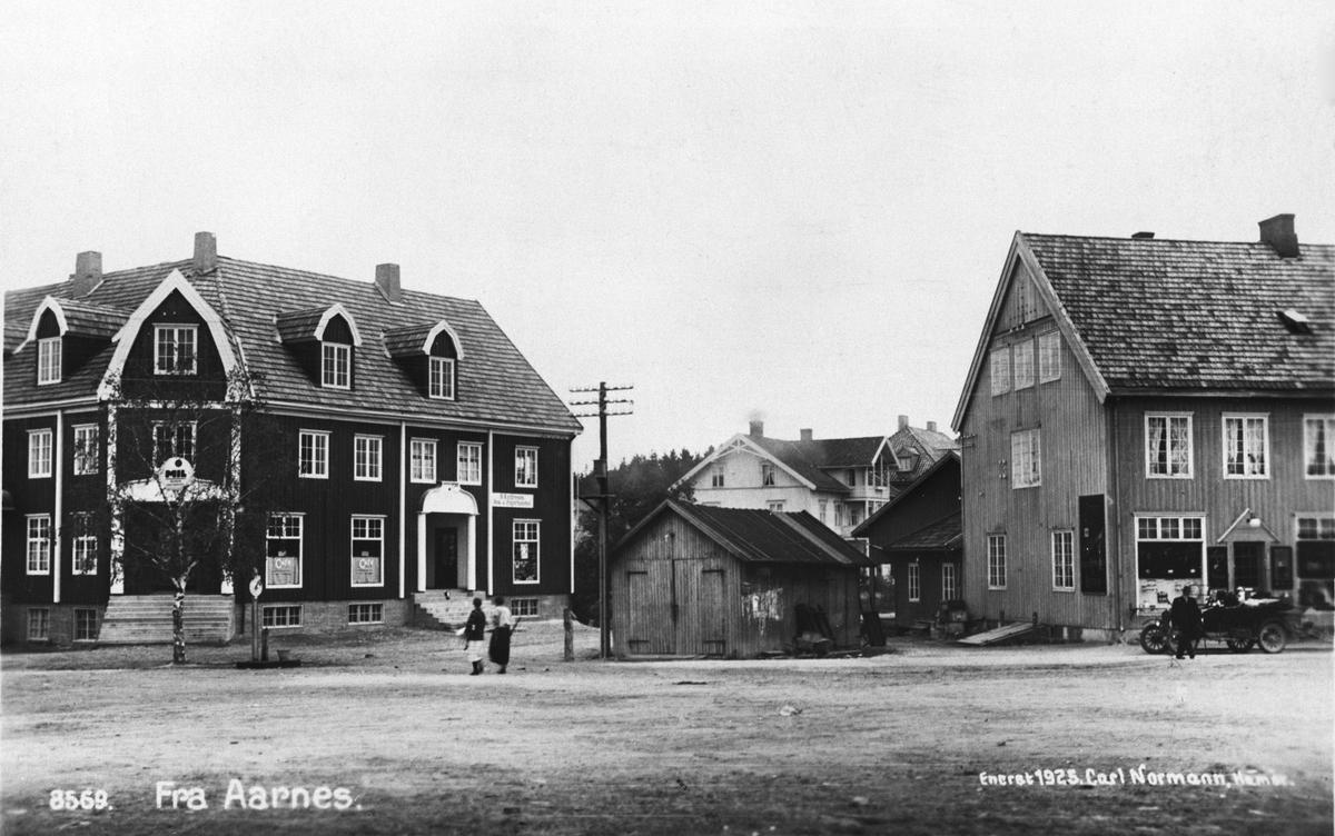 Solberggården. (Postkort)