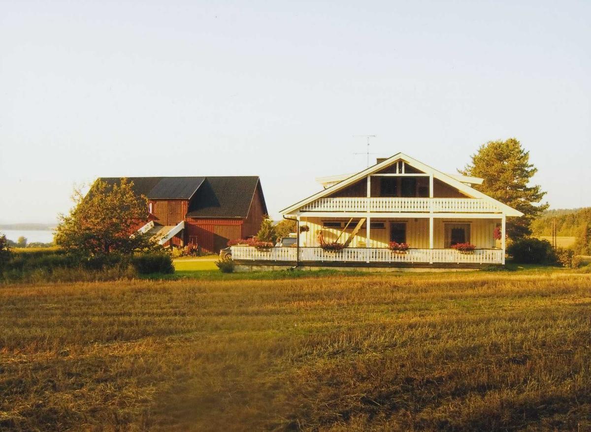 Bunes gård, Søndre Høland