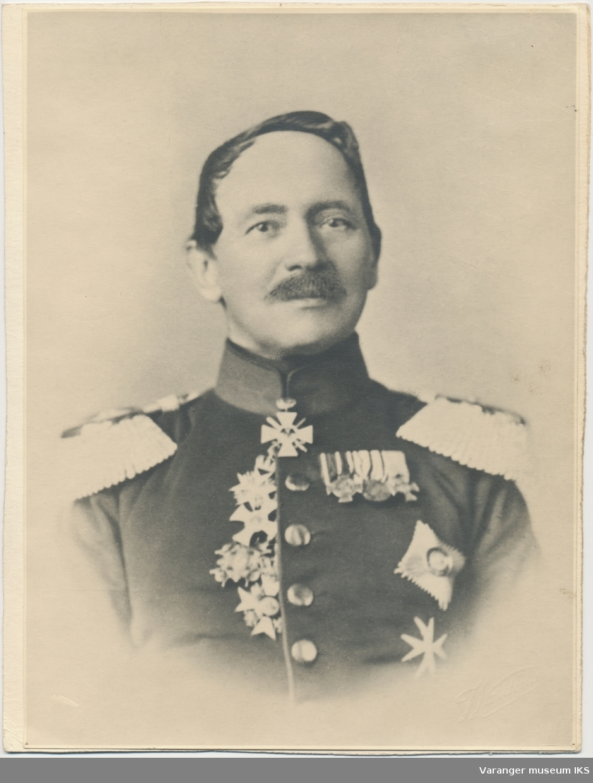 Portrett, Paul Holst Conradi