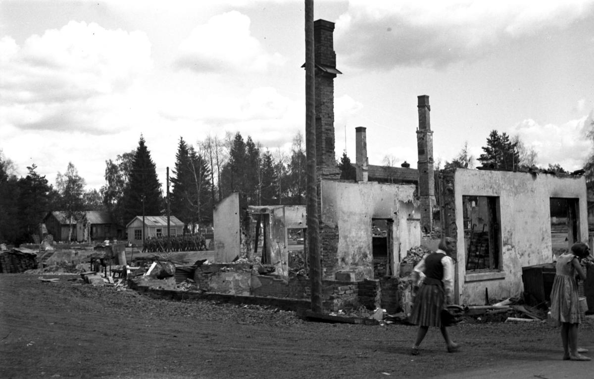 Rena etter bombing