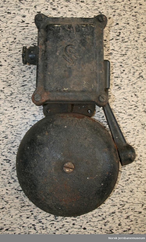 Rollebilettholder for bruk i bilettsalg på stasjon