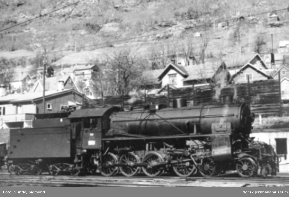 Damplokomotiv type 31b nr. 419