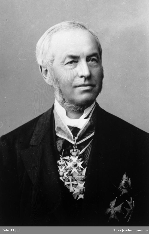 Portrett av Carl Abraham Pihl