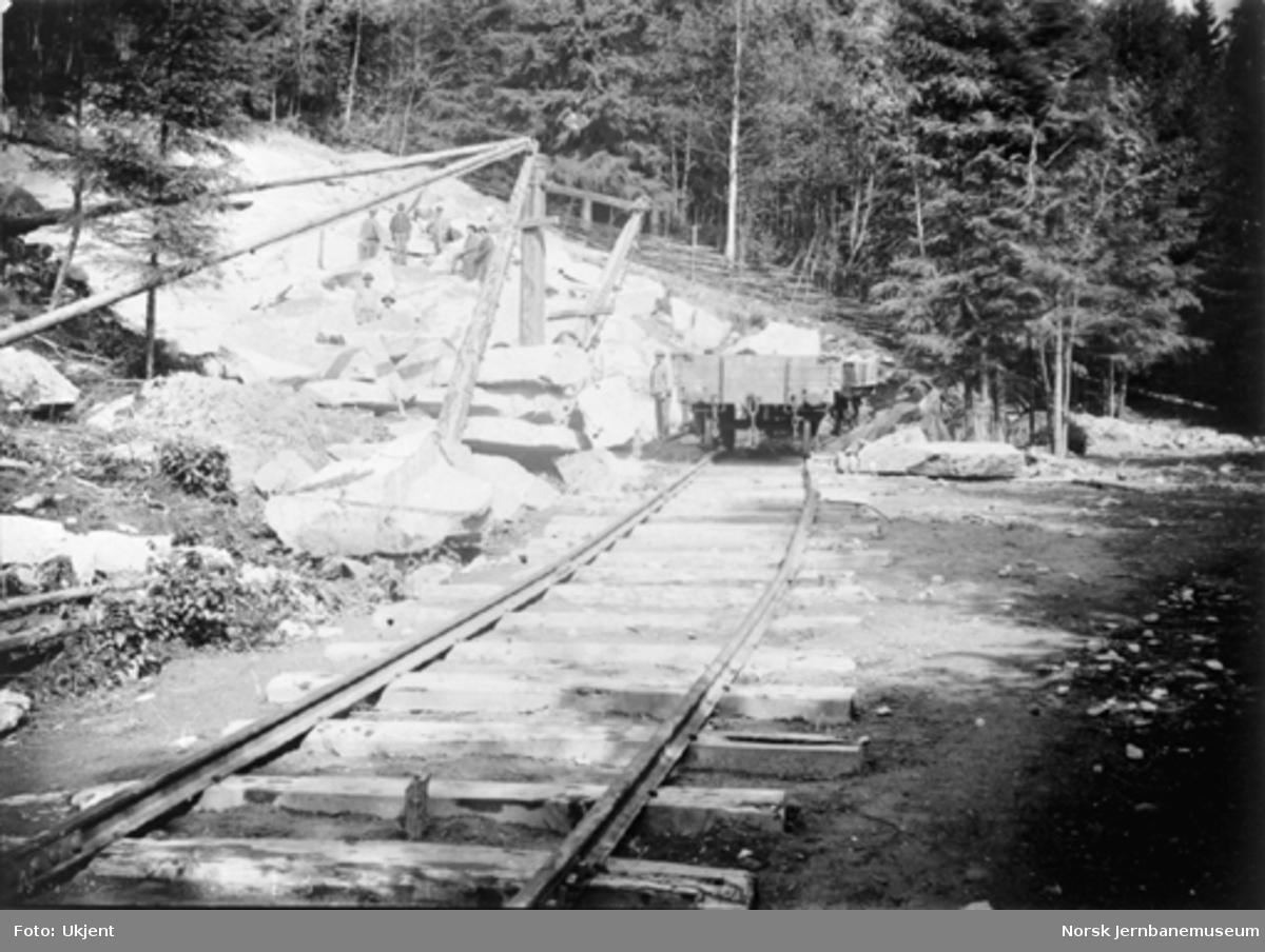 Steinbruddet på Grorud