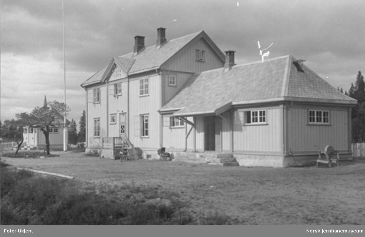 Jørstad stasjon