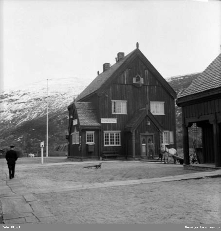 Kongsvoll stasjon
