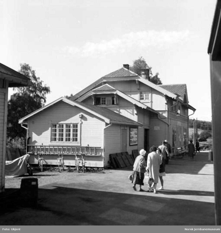 Grua stasjon