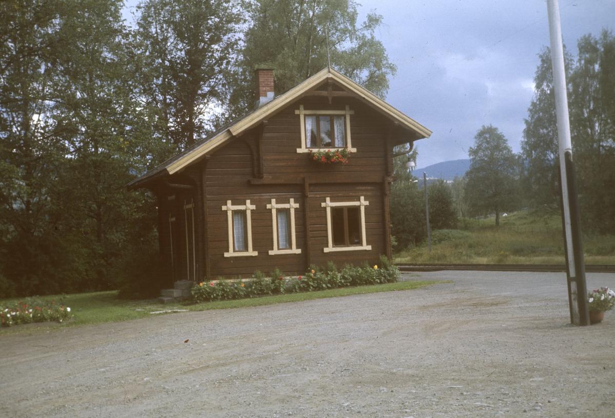 Godshuset på Skreia stasjon