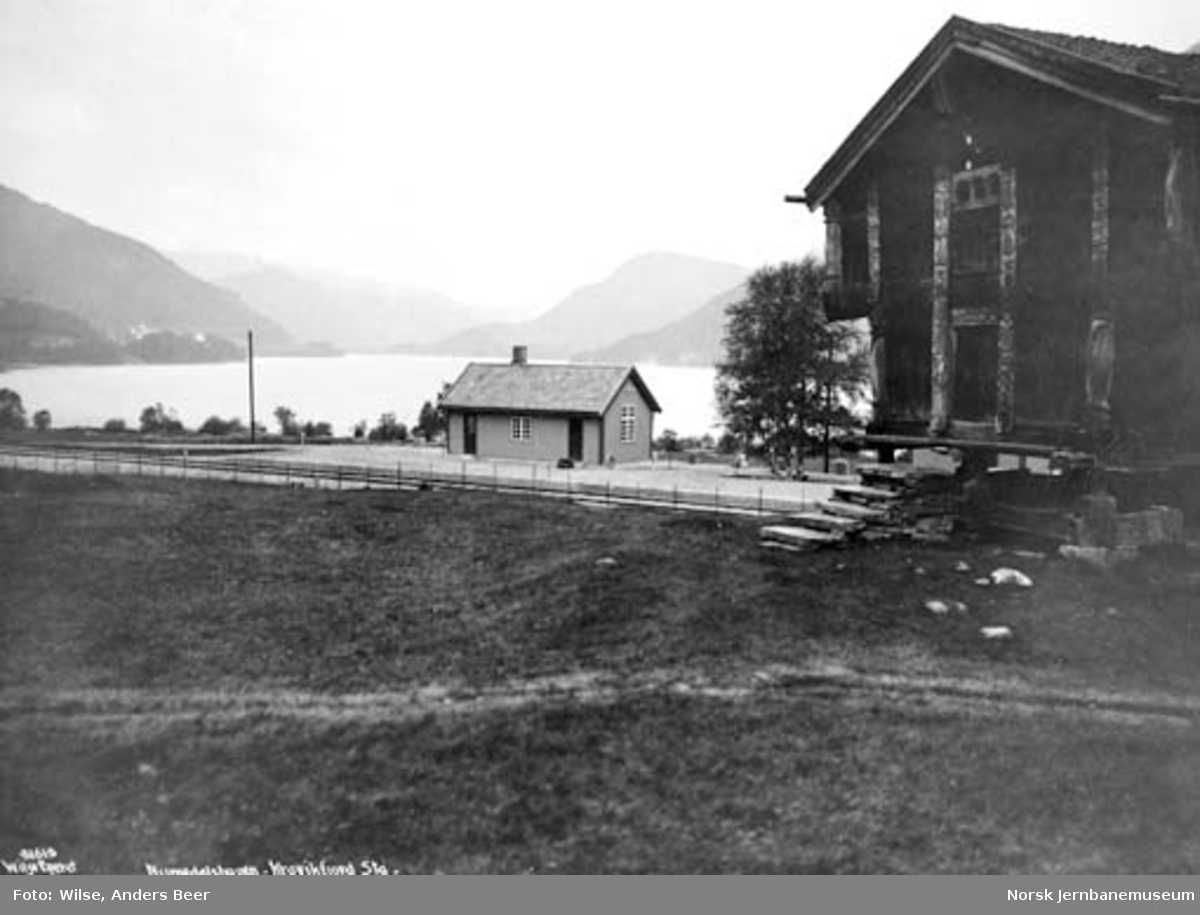 Kravikfjord holdeplass