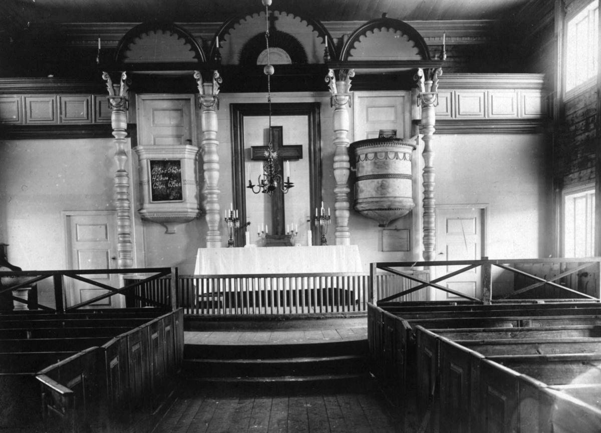 Kirkebygning