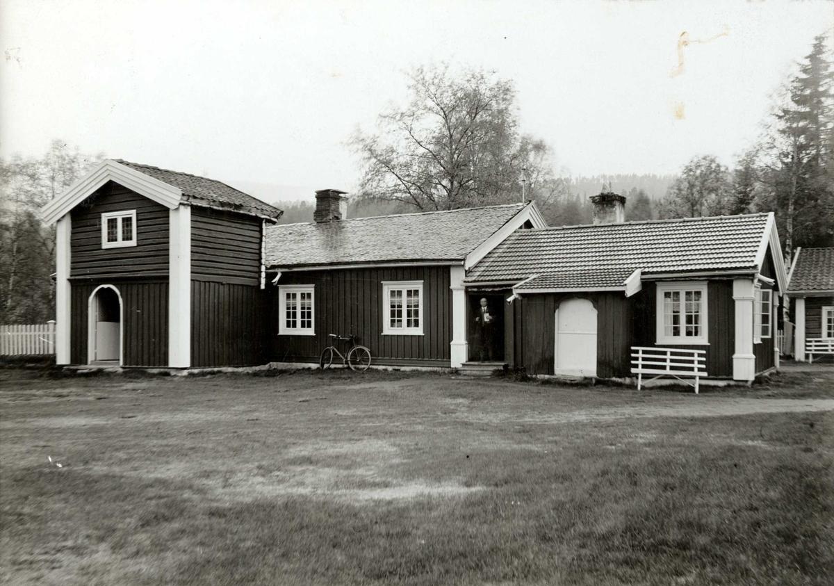 Nordstumoen, Storelvdal, Sør-Østerdal, Hedmark 1920-årene. Hovedbygning.